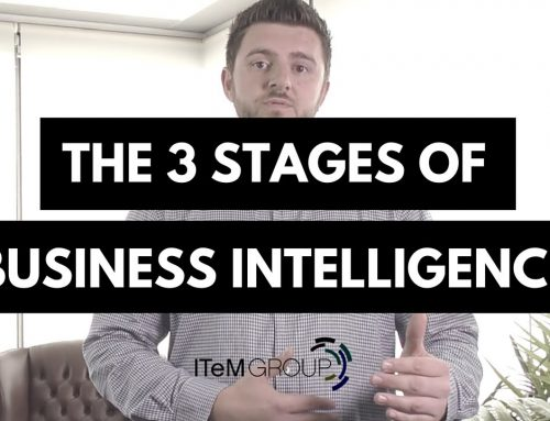 A simple guide to the three stages of business intelligence
