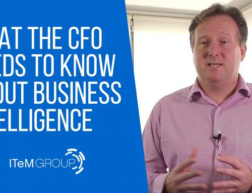 The ultimate CFO guide to business intelligence